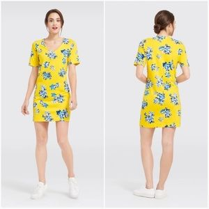 Draper James Summerall Floral Hillsboro Dress